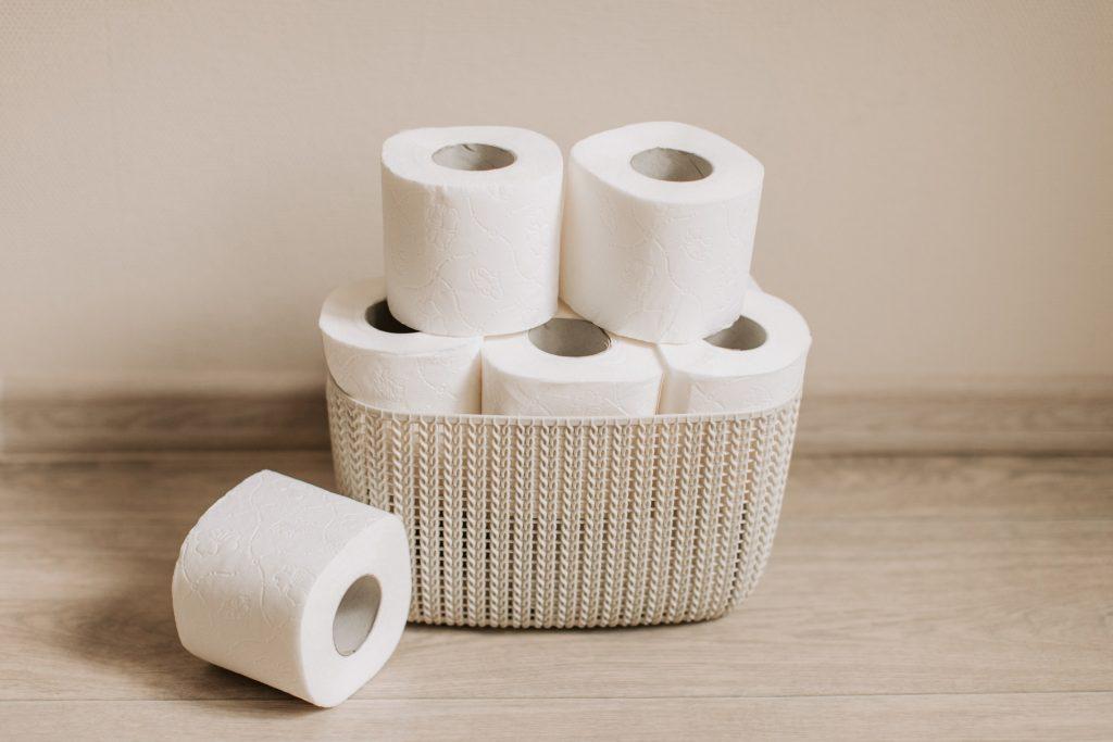 toilet papier